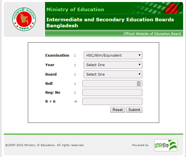 JSC JDC Result 2018 All Education Board